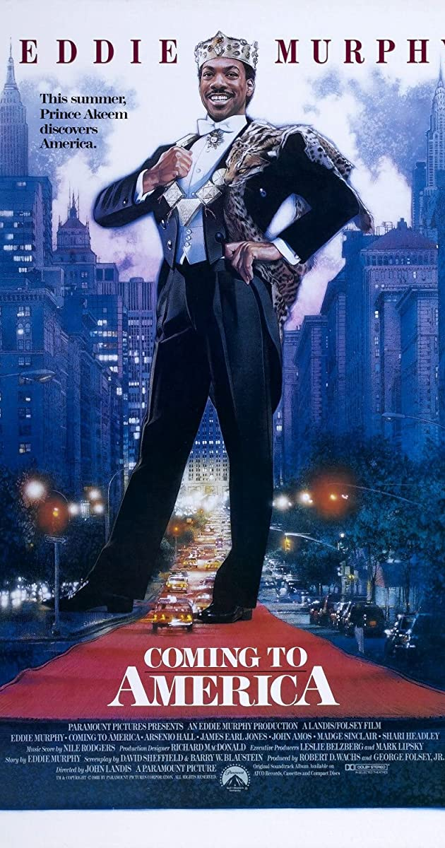 Watch Full HD Movie Coming to America (1988)