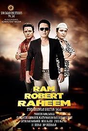 Ram Robert Rahim Poster