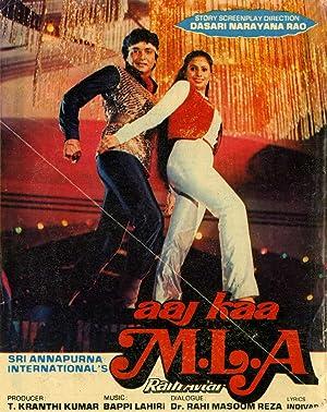 Aaj Kaa M.L.A. Ram Avtar movie, song and  lyrics
