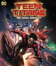Teen Titans: The Judas Contract (2017 Video)