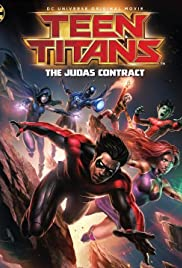 Teen Titans: The Judas Contract (2017) 720p