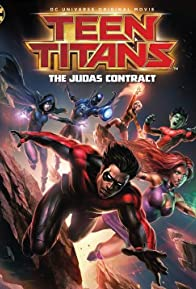 Primary photo for Teen Titans: The Judas Contract