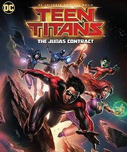 download Teen Titans: The Judas Contract