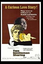 Two Gentlemen Sharing (1969) Poster