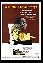 Two Gentlemen Sharing(1969) Poster - Movie Forum, Cast, Reviews