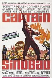 Captain Sindbad Poster