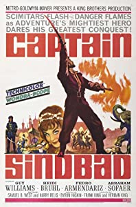 Cinemanow free movie downloads Captain Sindbad USA [1080i]