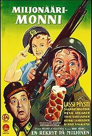 Miljonäärimonni Poster