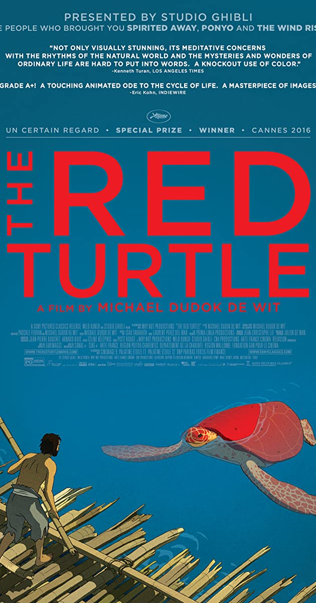 Subtitle of The Red Turtle