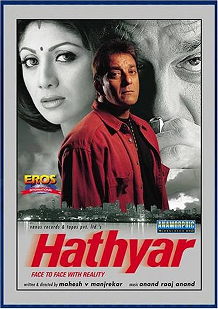 Hathyar 2002 Hindi Full Movie 450MB HDRip ESub Download