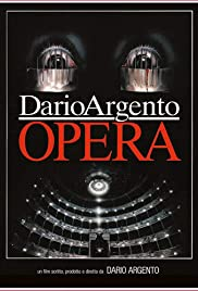 Conducting Dario Argento's 'Opera' Poster