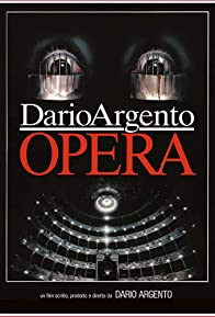 Primary photo for Conducting Dario Argento's 'Opera'