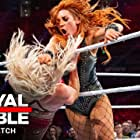 Rebecca Quin and Ashley Fliehr in WWE Royal Rumble (2019)
