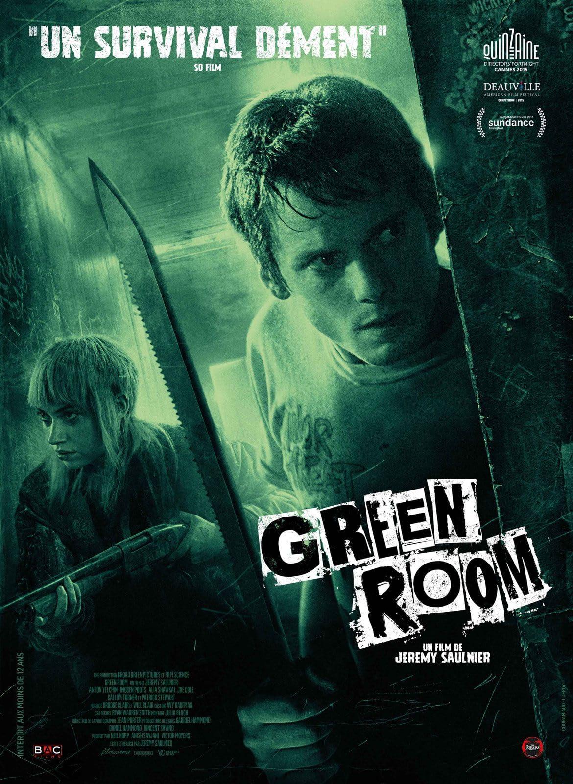 Green Room (2015) In Hindi