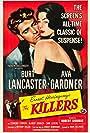Burt Lancaster, Ava Gardner, Albert Dekker, Sam Levene, and Edmond O'Brien in The Killers (1946)