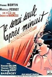 I'll Be Alone After Midnight (1931) Je serai seule après minuit