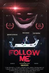 Francisco Viciana, Iván Sánchez Sánchez, Gonzalo Lumbreras, Imán Velasco, Pablo Soto, and Elias Soto in Follow Me (2017)