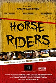 Horse Riders Poster