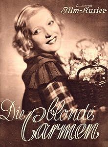 Die blonde Carmen