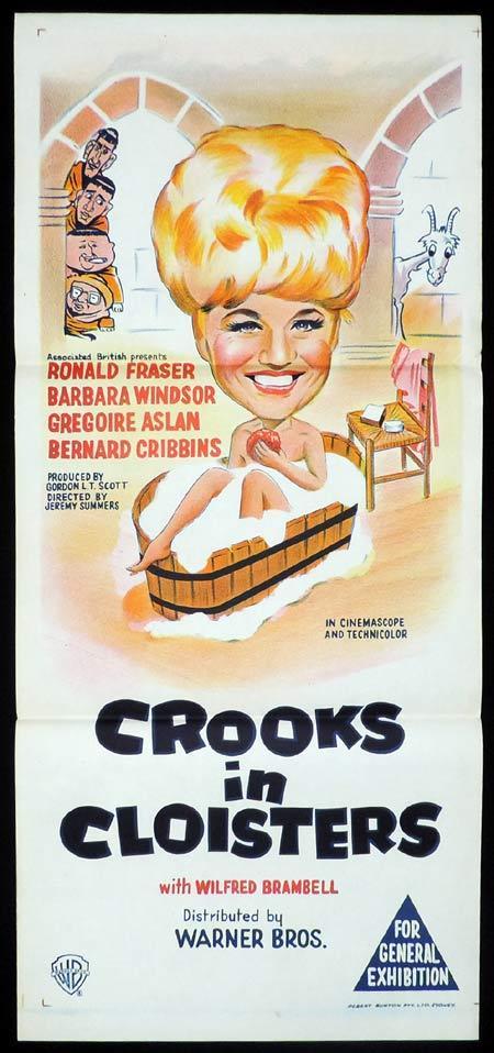 Crooks in Cloisters (1964) - IMDb