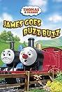 Thomas & Friends: James Goes Buzz Buzz (1994) Poster