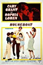 Houseboat (1958) Poster