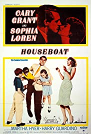 Houseboat (1958) Poster - Movie Forum, Cast, Reviews