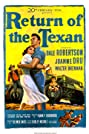 Return of the Texan (1952) Poster