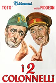 Two Colonels Poster