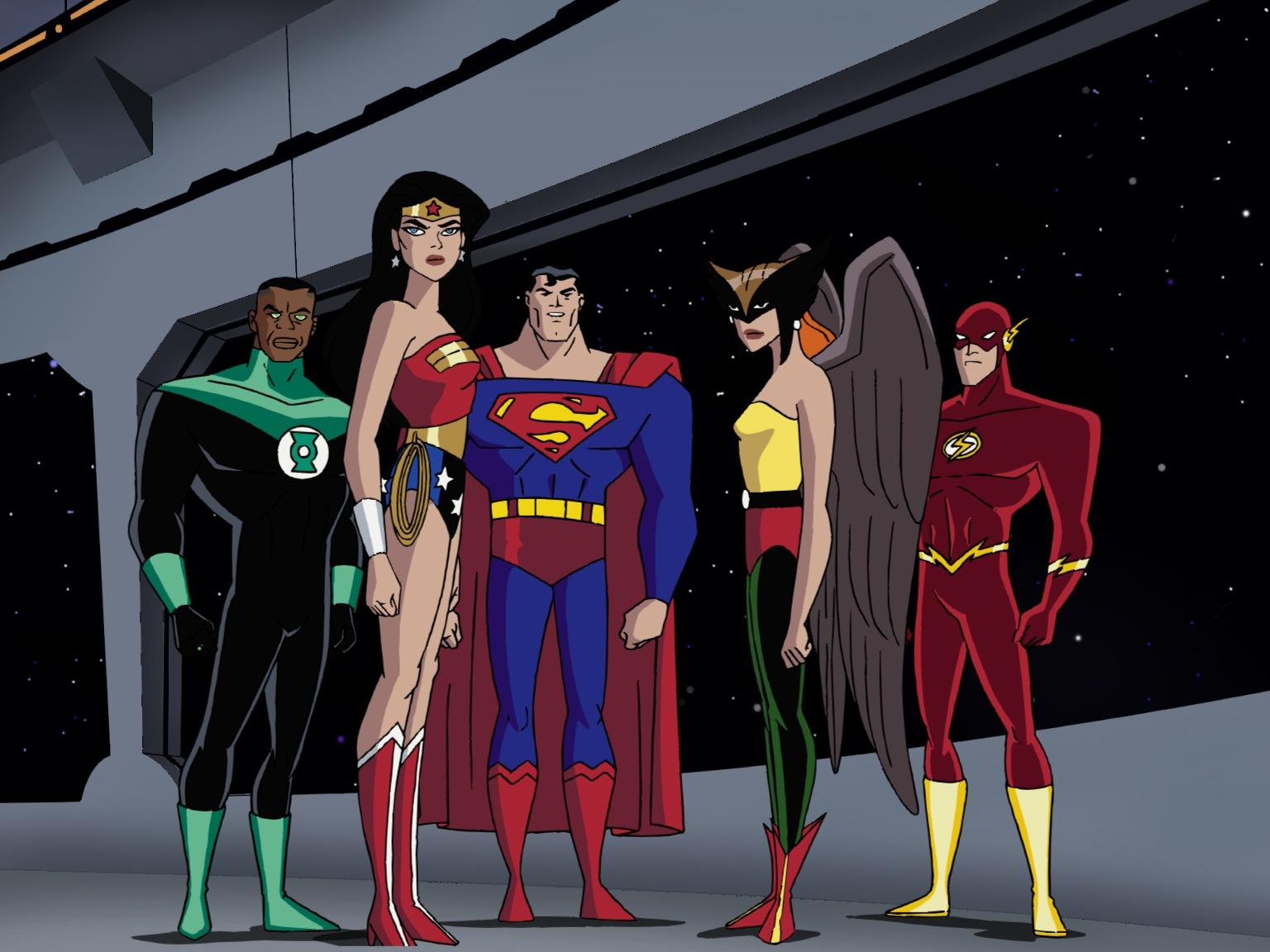 Justice League: Secret