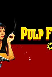 'Pulp Fiction' on a Dime: A 10th Anniversary Retrospect Poster
