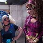 Rachel Dratch and Roy Haylock in Hurricane Bianca: From Russia with Hate (2018)