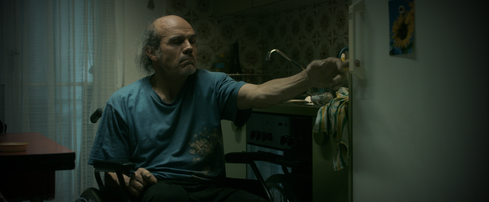 Manfred Liechti in Eating the Silence (2021)