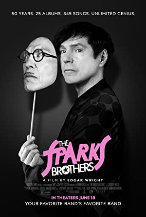 Where to stream The Sparks Brothers