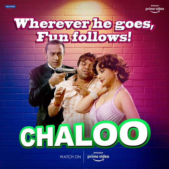 Chaloo Movie 2011 Hindi Movie AMZN WebRip 300mb 480p 1GB 720p 3GB 8GB 1080p