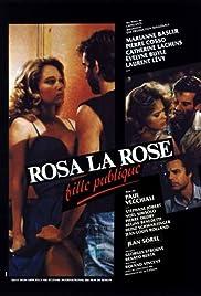 Rosa la rose, fille publique Poster