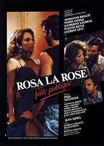 Rosa la rose, fille publique France