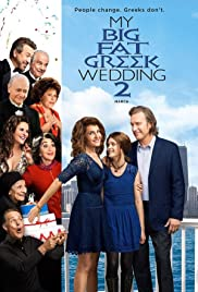 My Big Fat Greek Wedding 2 Poster