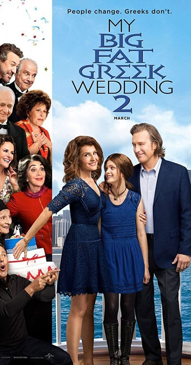 My Big Fat Greek Wedding 2 2016 Imdb