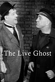 The Live Ghost Poster