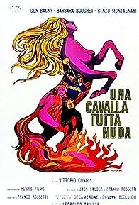 Primary photo for Una cavalla tutta nuda