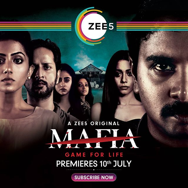 MAFIA (2020) HDRip x264 (Hindi+Tamill+Telugu) Web serise 1.73GB Esbu 720p Download
