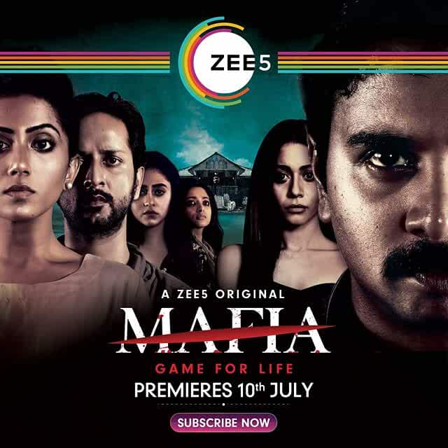 Mafia (2020) Zee5 S01 Hindi Complete Web Series Download