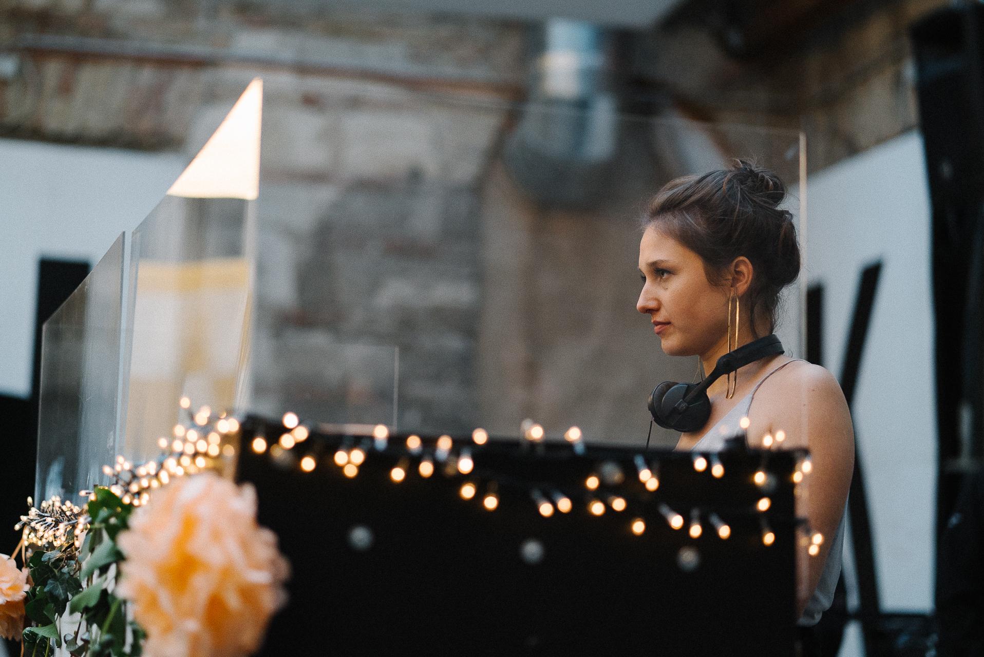 Andrea Waskovics in Balansz (2019)