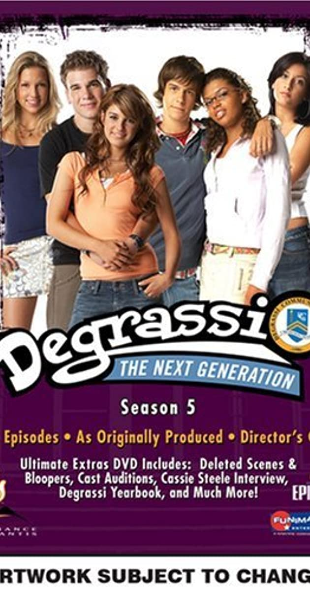 degrassi saison 1