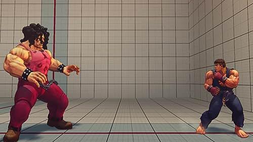 Ultra Street Fighter IV: Hugo