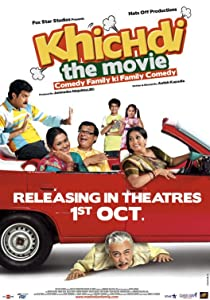 Website for downloading psp movies Khichdi: The Movie by Karanjeet Saluja [480x360]