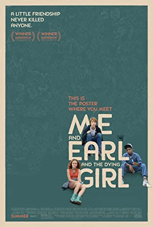 Permalink to Movie Me and Earl and the Dying Girl (2015)