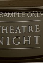 Theatre Night Poster