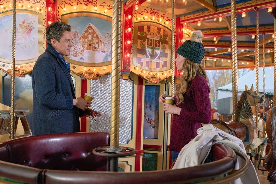Christmas Carousel Recreation 2021 A Christmas Carousel Tv Movie 2020 Imdb